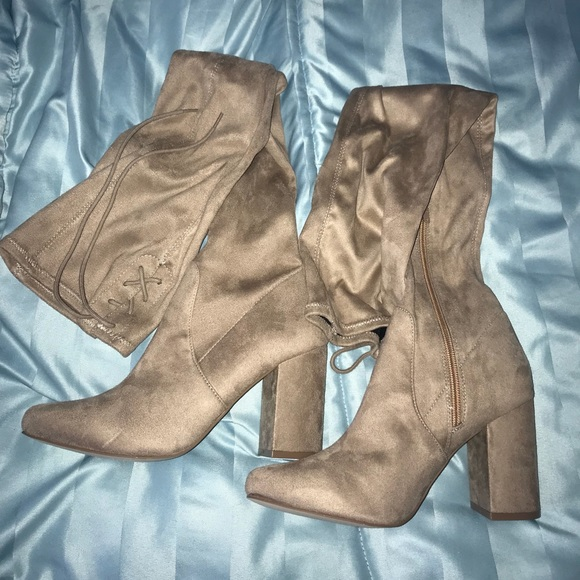 9f23e246b66 NA-KD Shoes | Over The Knee Boots | Poshmark